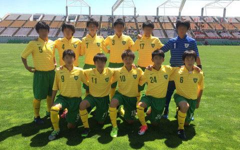 U-15クラブユース 北信越大会
