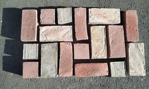 DIY-レンガ風コンクリート敷石