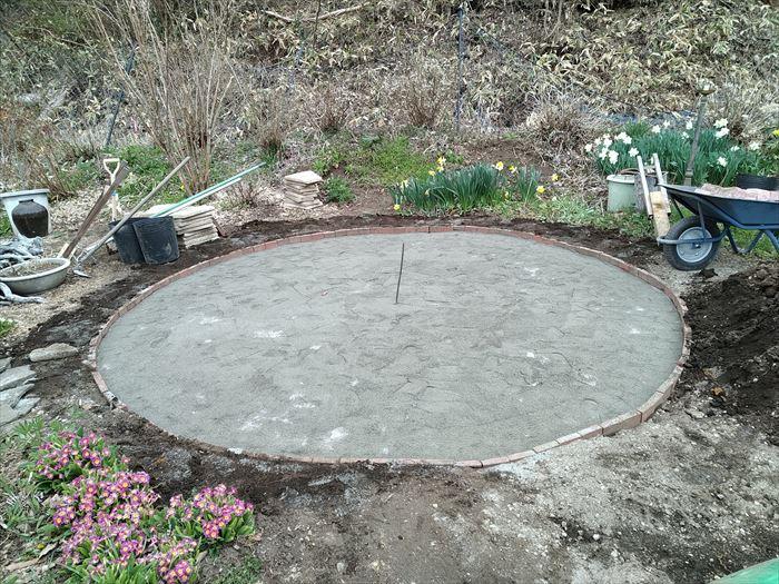 DIY石畳
